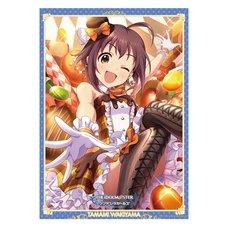 The Idolm@ster Cinderella Girls Tamami Wakiyama A3-Size Clear Poster