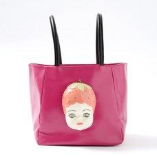 Ahcahcum Strawberry Bag