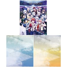 IDOLiSH 7 2nd Live Reunion Blu-ray