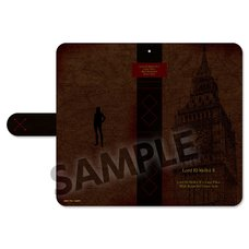 The Case Files of Lord El-Melloi II Lord El-Melloi II Smartphone Flip Case
