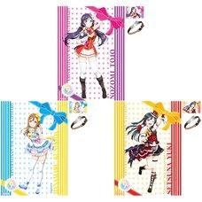 Love Live! Series 9th Anniversary Memorial Goods Matching Set Vol. 7