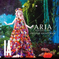 Musical & Live Show Aria Original Soundtrack CD