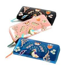 FLAPPER Sukajan Embroidered Long Wallet