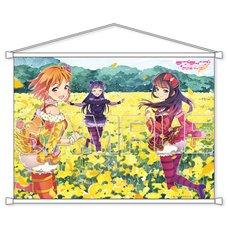 Love Live! Sunshine!! Aqours Chika & Dia & Yoshiko B2-Size Tapestry