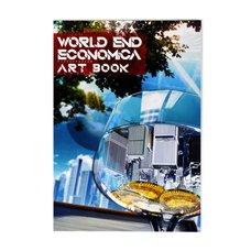WORLD END ECONOMiCA Art Book