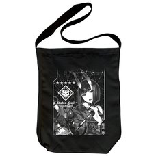 Fate/Grand Order Assassin/Shuten Douji Black Shoulder Tote Bag