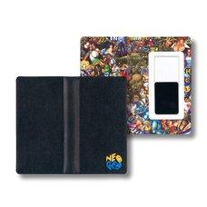 NEOGEO Pixel Art Notebook-Style Smartphone Cover
