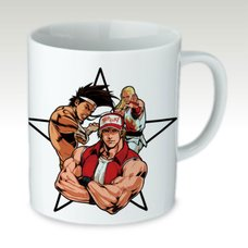 The King of Fighters '94: Rebout Italy Team Mug