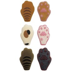 Cat Paw Kitchen Sponge Collection