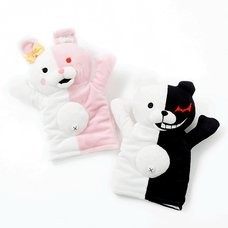 Monokuma & Monomi Puppets | Danganronpa 2: Goodbye Despair