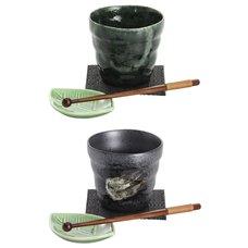 Mino Ware Rocks Cup Set