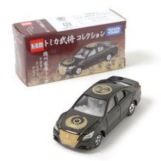 Tomica Busho Collection Vol. 6: Ieyasu Tokugawa