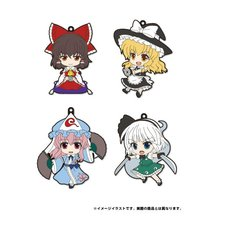 Nendoroid Plus Rubber Straps: Touhou Project Chap. 5