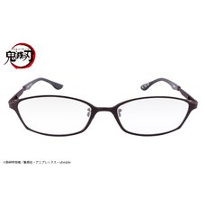 Demon Slayer: Kimetsu no Yaiba Tanjiro Kamado Glasses (Dummy Lenses)