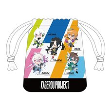 Kagerou Project Game Avatar Ver. Drawstring Pouch