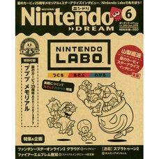 Nintendo Dream June 2018