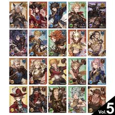 Granblue Fantasy Trading Pin Badge Collection Vol. 5