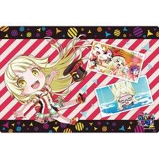 BanG Dream! Garupa Pico Kokoro Tsurumaki Rubber Playmat