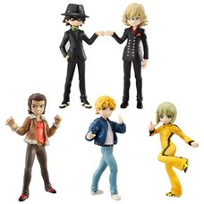 Tiger & Bunny Half Age Vol. 2 Box