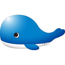 Aqours 6th LOVELIVE! Dome Tour 2020 Whale Plush ~SECOND HOME STAGE~