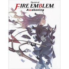 The Art of Fire Emblem: Awakening (Hardcover)
