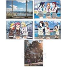 Love Live! Sunshine!! Aqours Clear File Collection