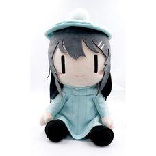 Rascal Does Not Dream of Bunny Girl Senpai Mai Sakurajima: Knit Dress Ver. Big Plush
