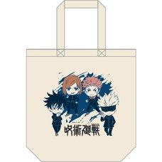 Nendoroid Plus Jujutsu Kaisen Tote Bag