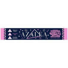 Love Live! Sunshine!! Unit Live Adventure 2020 AZALEA First Love Live! ~Amazing Travel DNA~ Try Again Muffler Towel
