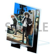 Bungo Stray Dogs Fifteen Years Old Ver. Diorama Smartphone Stand