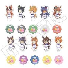 Uma Musume Pretty Derby Acrylic Keychain Collection Vol. 2 Box Set