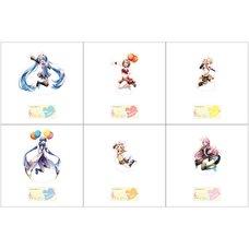 Hatsune Miku Creators Party Acrylic Stand Collection: Shirayuki Towa Ver.
