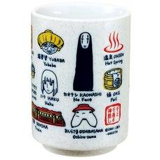 Spirited Away Japanese Teacup