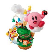 Kirby Super Deluxe Gekitotsu! Gourmet Race
