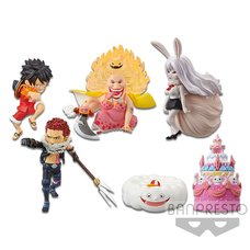 One Piece World Collectable Figure: Whole Cake Island Vol. 3
