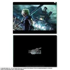 Final Fantasy VII Remake Metallic File Vol. 1