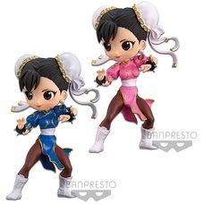 Q Posket Street Fighter Series Chun-Li