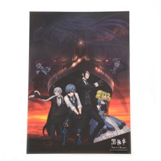 Black Butler: Book of the Atlantic Mini Clear Poster