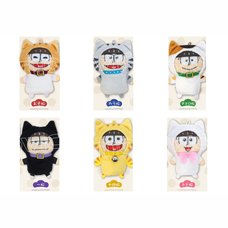 Puppela Osomatsu-san Mascot Collection