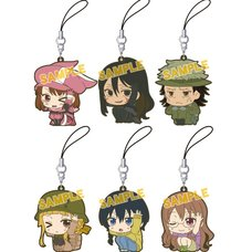 Sword Art Online Alternative: Gun Gale Online ViVimus Rubber Strap Collection Box Set