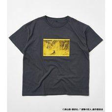 Attack on Titan R4G Rod Reiss Dark Gray T-Shirt