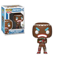 Pop! Games: Fortnite - Merry Marauder
