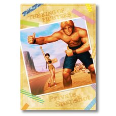 The King of Fighters Private Snapshot Sentimental Adventure Clear File