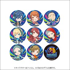 Persona 3: Dancing in Moonlight Chibi Trading Pin Badge Collection