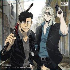 Gangsta OP Theme Song: Renegade  (Anime Edition)