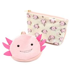 FLAPPER Axolotl no Upa-chan Pouch Collection