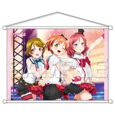Love Live! Series μ's First-Year Students B2-Size Tapestry