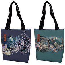 Monster Hunter Rise The Rampage Tote Bag