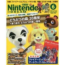 Nintendo Dream June 2021