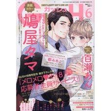 Boy's Love Magazine Gush June 2021